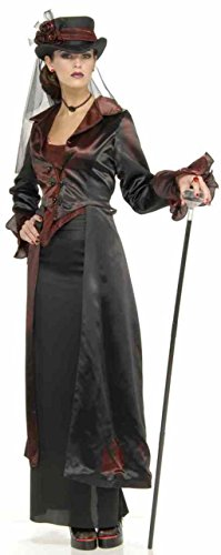 Adult Steampunk Widow Maker Costume - The League of Extra...