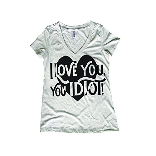Amazon Com Gilmore Girls Inspired I Love You You Idiot Medium