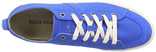BOSS Casual Herren Buck 10189807 01 Low-Top Blau (Bright Blue 430)