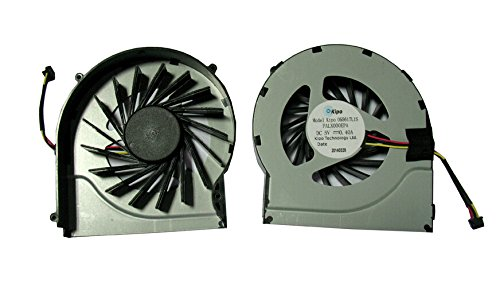 YDLan New CPU Cooling Fan For HP Pavilion dv7-4000 dv7-4100 dv7-4200 dv7-4300 dv7t-4100 CTO dv7t- 4200 CTO series laptop. KSB0505HA-9J99 1215F8R - 4100 Series Laptop