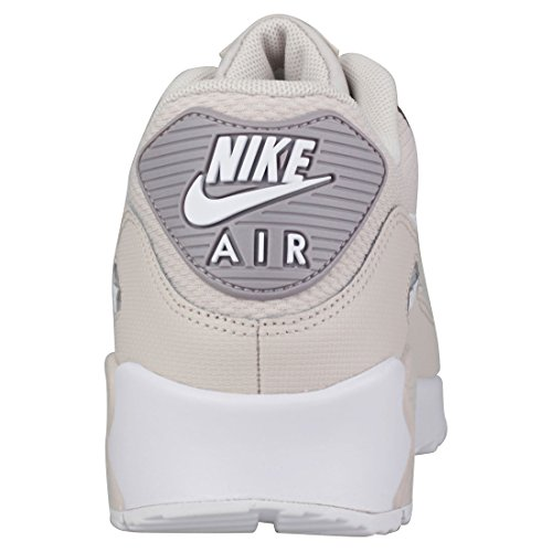 Nike Kvinders Wmns Air Max 90, Ørken Sand / Hvid-atmosfære Grå Ørkensand / Hvid-atmosfære Grå