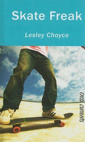 book cover of Skate Freak