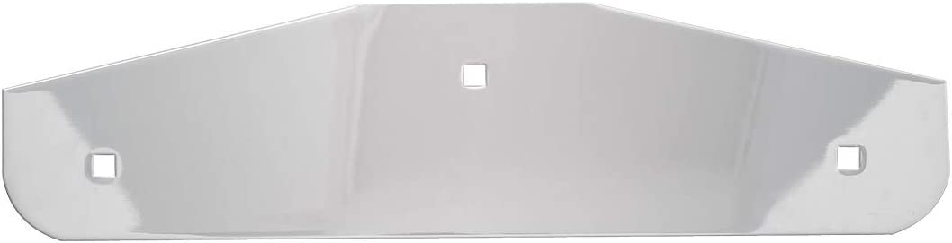 GG Grand General 30293 Cr 24 X 5 inches Louver Bottom Plate w//Backing Plate