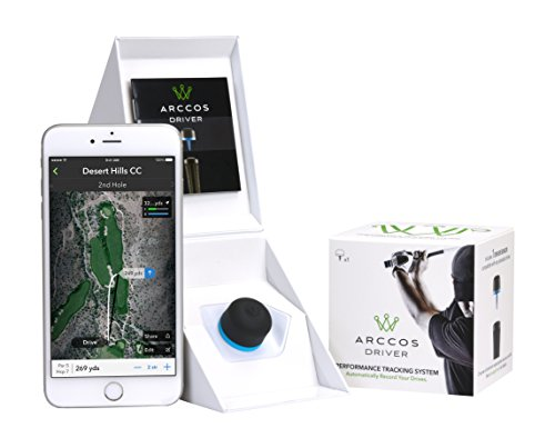 Arccos Driver Golf GPS Shot Tracker
