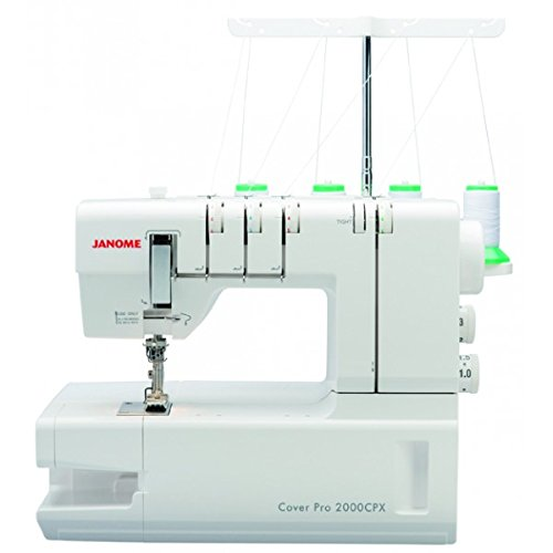 Recouvreuse JANOME COVER PRO 2000 CPX