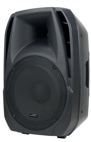 American DJ Supply ELS15A Powered 15-Inch 2 Way Speakers