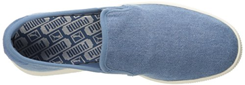 On Basket Denim Sneaker Slip Fashion Puma Blue Fog Classic CawtRnq