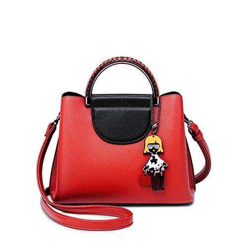 à sac de 5 bandoulière à Faishon sac pour main Cross à main Style occasionnel 5 les sac sac dames body Couleur travail qqxPOgY