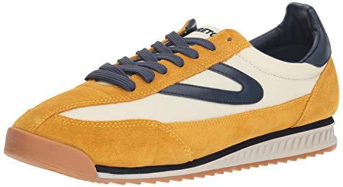 Tretorn Men's Rawlins2 Sneaker, Yellow, 11 M US