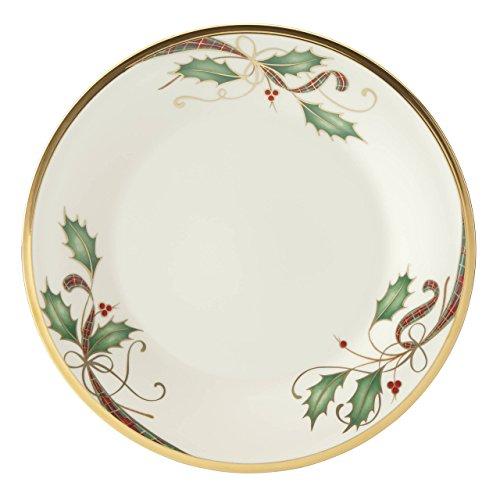 Lenox Holiday Nouveau Gold Salad Plate