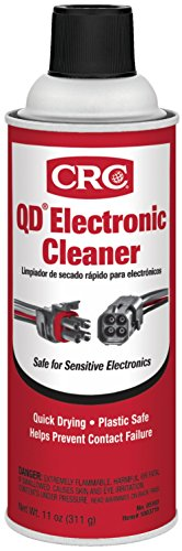 - CRC 05103 QD Electronic Cleaner -11 Wt Oz