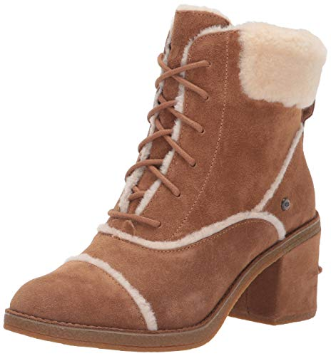 UGG Women's W ESTERLY Boot Fashion, Chestnut, 8 M US