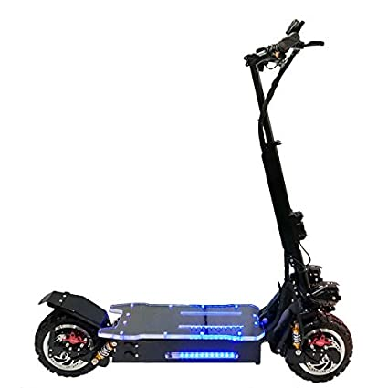 Electric Motor Scooter >> Maxx 56mph Ultra High Speed Electric Scooter For Adults Foldable 3200w Dual Motor 60v 25ah 35ah Samsung Battery 52 67 Miles Range Climbing Grade