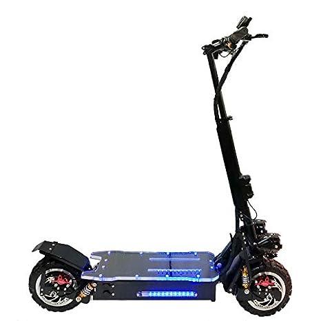 Amazon.com: MAXX Scooter eléctrico 11 pulgadas 3200 W Dual ...