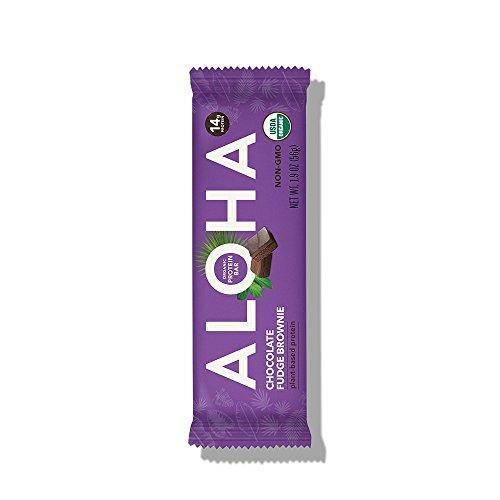ALOHA Organic Protein Chocolate Brownie product image