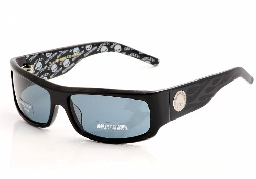 HARLEY DAVIDSON Gafas de sol C MADISON Ciruela 45MM: Amazon ...