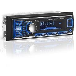 BOSS Audio Systems 611UAB Multimedia Car...