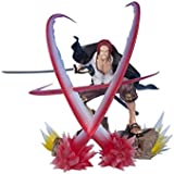 Bandai Tamashii Nations Figuartszero Shanks-Sovereign Haki-One Piece Action Figure