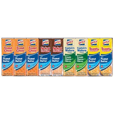 Lance Variety Pack (36 ct.) (pack of 6)