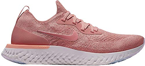 De Competition Nike Rose Pied Wmns Chaussures Blanc Epic Course React gqnFwOSCxI