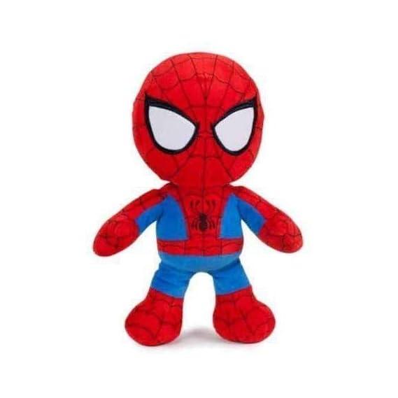 Urban Hub Cute Stuffed Soft Plush Toy (Spider Man (30 cm))