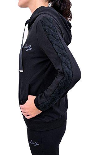 Liu-Jo Sport - Sudadera - para mujer Nero