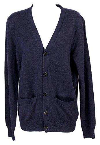 J Crew Italian Cashmere Cardigan Sweater Style# 88960 Navy New Size Small (Italian Cashmere Sweater compare prices)