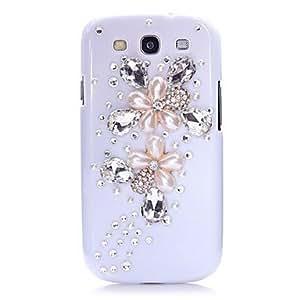 HOR Water Drop flor de la perla de nuevo caso para Samsung Galaxy S3 I9300