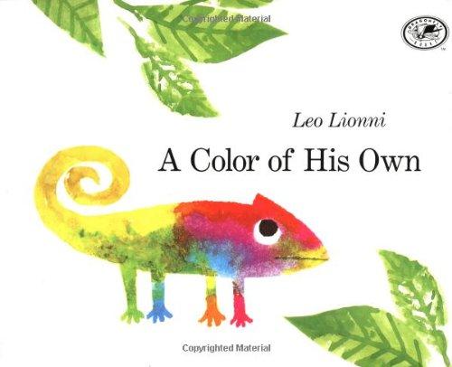 a color of his own leo lionni 9780679887850 books amazonca - A Color Of His Own Book