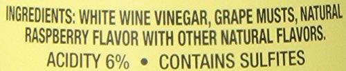 Alessi, White Balsamic Raspberry Vinegar, 8.50-Ounce (Pack of 6) 3 Alessi®.Autentico.White balsamic.Raspberry blush vinegar.
