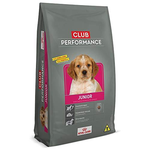 Ração Royal Canin Club Performance Junior para Cães Filhotes - 2,5kg