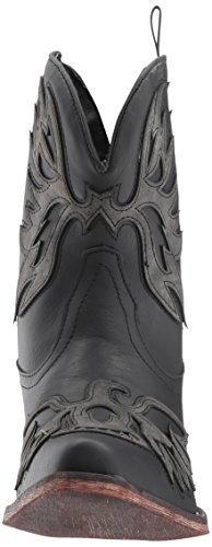 Black Amelia Roper Western Boot Women's qIwZ54