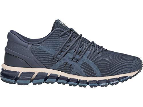- ASICS Men's Gel-Quantum 360 4 Running Shoes, 11M, Tarmac/Steel Blue