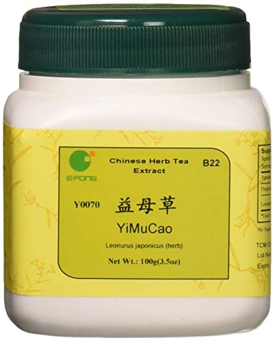 E-Fong Yi Mu Cao - Chinese Motherwort Aboveground Parts, 100 Gram