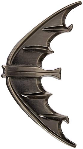 DIAMOND SELECT TOYS Batman Classic 1966 TV Series Batarang Metal Bottle Opener