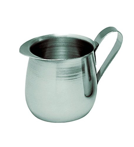Update International (BC-5) 5 Oz Bell Pitcher (Best Coffee For Superautomatic Machine)