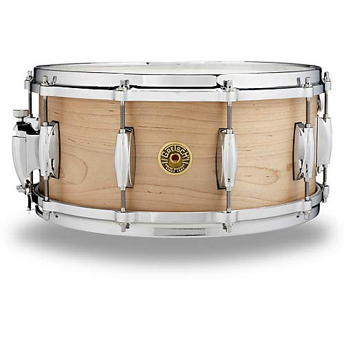 Snare Maple Drum Solid - USA Solid Maple Snare Drum