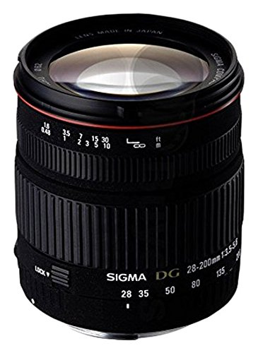 Sigma 28 200mm F3 5 5 6 Aspherical Hyperzoom