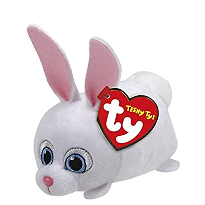 TEENY TYS TY Beanie Boos Stackable Plush - Secret Life of Pets - Set of 7 (4 inch): Toys & Games