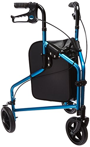 "Lumex 3 Wheel Cruiser-Bondi Blue-Aluminum Frame of 8"" Wheels, 14 Pound"