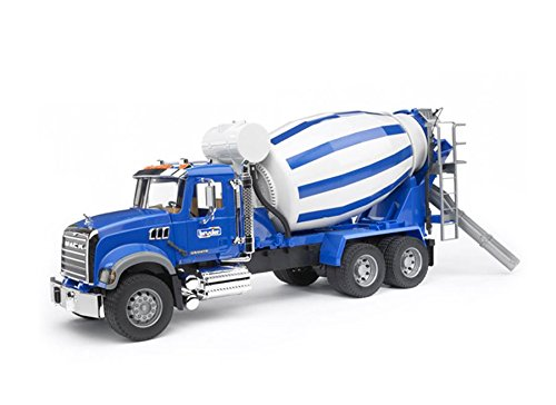 (MACK Cement Mixer, Imaginative Toys, 2017 Christmas Toys)