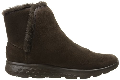 Skechers Performance Damen On The Go 400 Blaze Winterstiefel Schokolade