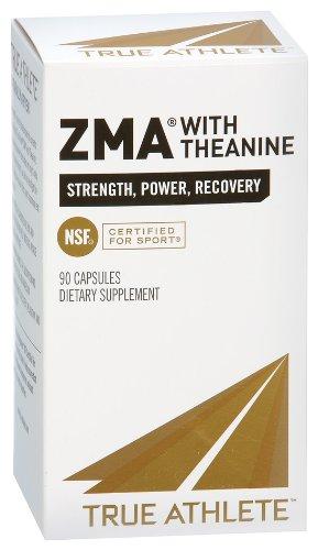 Véritable athlète - ZMA avec