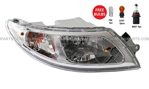 International 4000 4200 4300 4400 8600 Headlight - Passenger Side