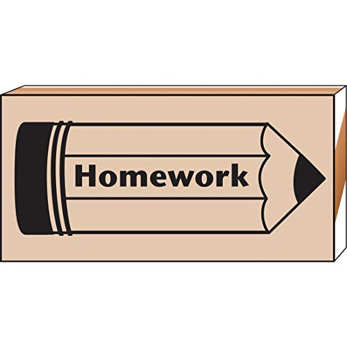 Homework Teacher's Stamp
