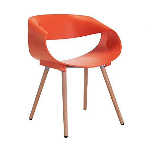 Amazon.com: Silla moderna minimalista de diseño creativo ...