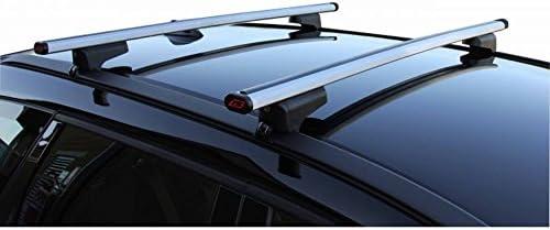 DACHBOX All-TIME 480 DACHTR/ÄGER AUS Aluminium Modell CLOP F/ÜR Fahrzeuge MIT GESCHLOSSENEM RELING G3 VW56H12+AZ03060016