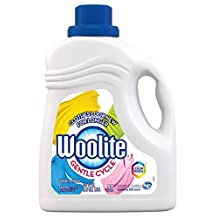 Woolite Everyday, Laundry Detergent, With Colour Renew - Clothes Look New Longer, Mega Value Pack, 2.96 L