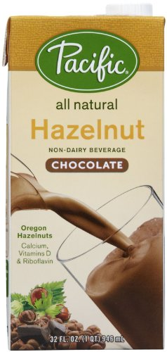 Pacific Foods Hazelnut Nondairy Beverage - Chocolate - 32 ()