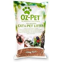 Oz-Pet All Natural Cat and Pet Litter 10 kg